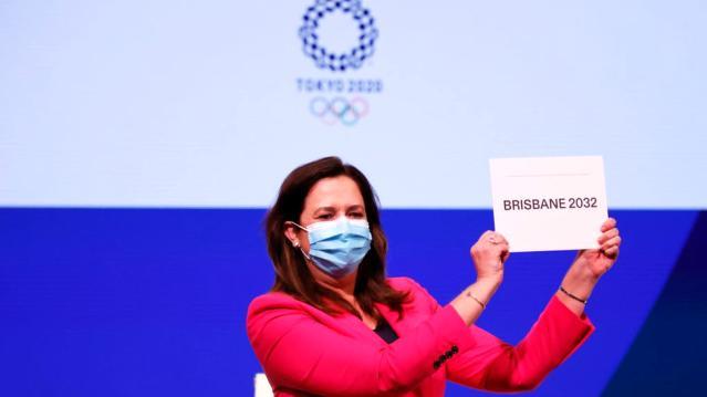 2032 Olimpiyatları Brisbane'de yapılacak