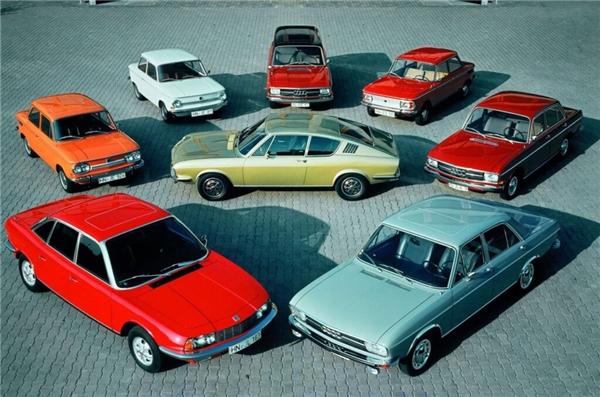 Audi Vorsprung durch Technik sloganının 50. yılını kutluyor