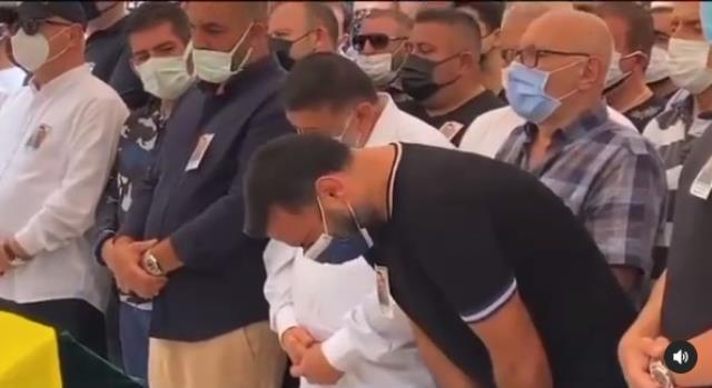 Alişan'ın kardeşinin cenazesinde gözyaşları sel oldu! Acılı eş, 'Hakkım helal olsun' diyerek feryat etti